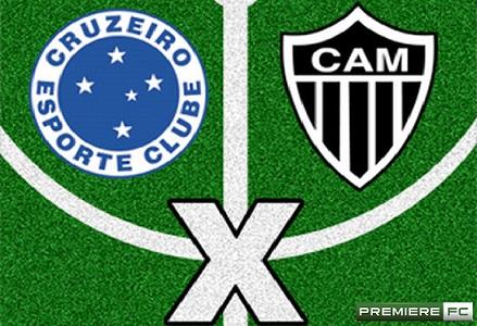 Cruzeiro e Atletico-MG