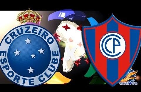 Cruzeiro e Cerro Porteno