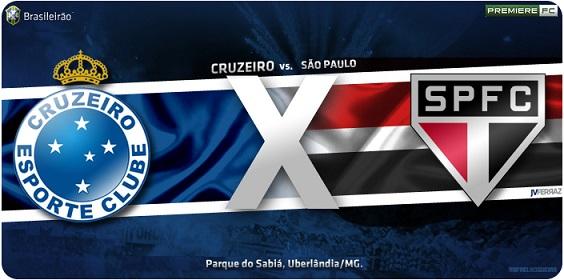 Cruzeiro e São Paulo