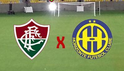 Fluminense e Horizonte