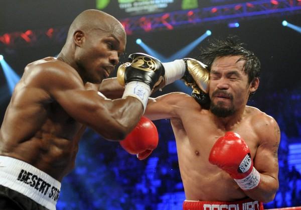 Manny Pacquiao vence Bradley