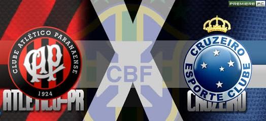 Atlético-pr e Cruzeiro