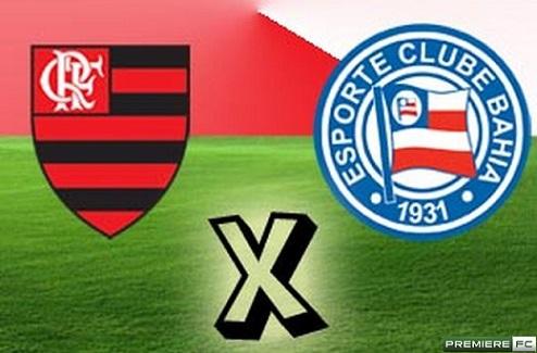 Flamengo e Bahia