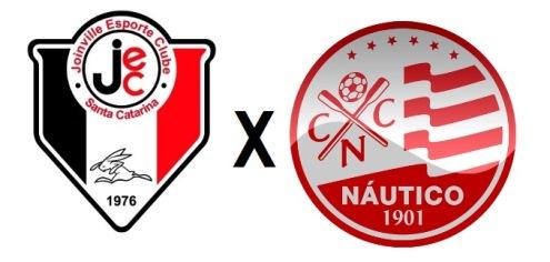 Joinville e Nautico