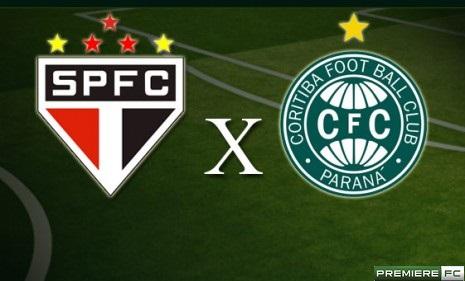 São Paulo e Coritiba