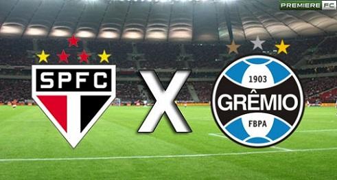 São Paulo e Grêmio