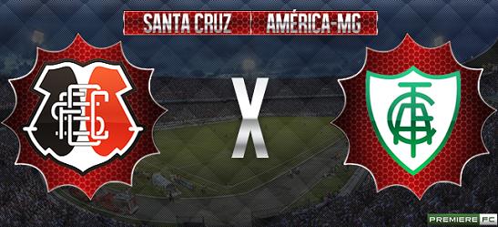 Santa Cruz e América-MG