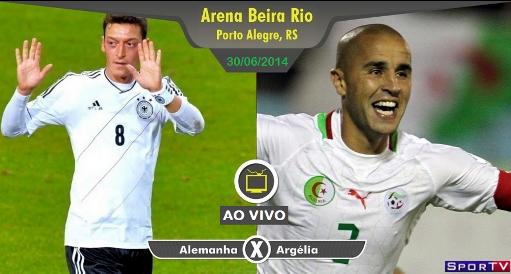 Alemanha e Argélia