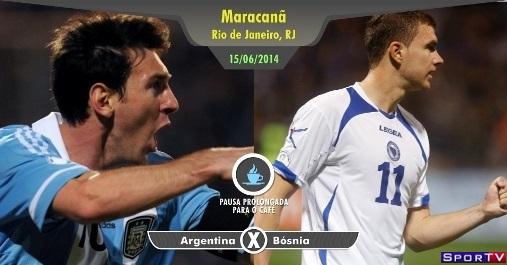 Argentina e Bosnia