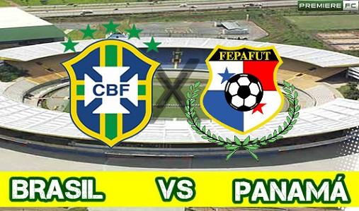 BRASIL x PANAMA