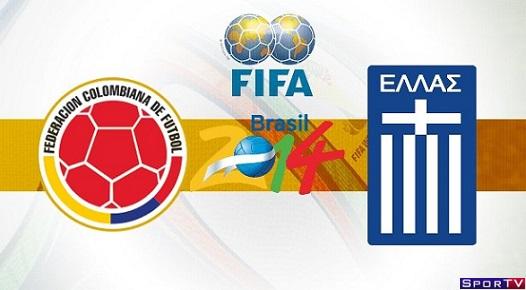 Colombia e Grecia
