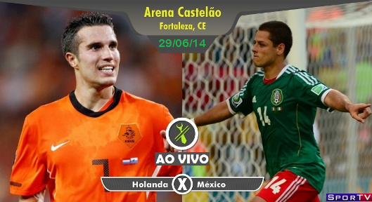 Holanda e México