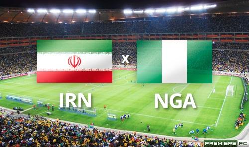 Irã e Nigeria