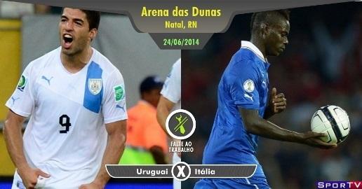 Italia e Uruguai
