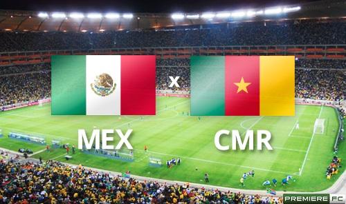 Mexico e Camarões