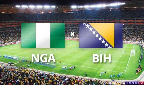 Nigéria e Bósnia