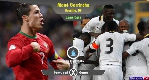 Portugal e Gana
