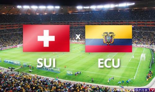 Suíça e Equador