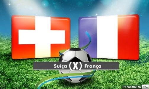 Suíça e França
