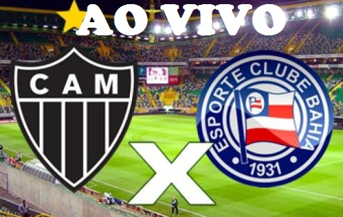 Atletico-MG e Bahia