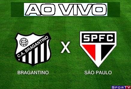 Bragantino e São-Paulo
