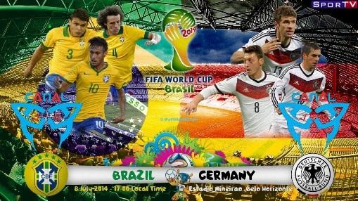 Brasil e Alemanha