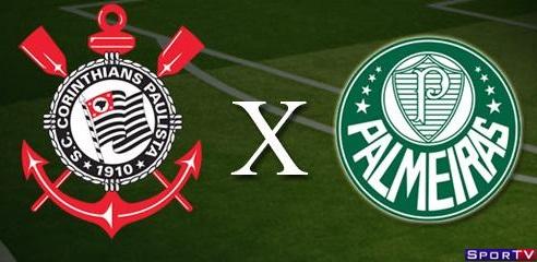 Corinthians e Palmeiras
