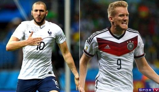 França e Alemanha