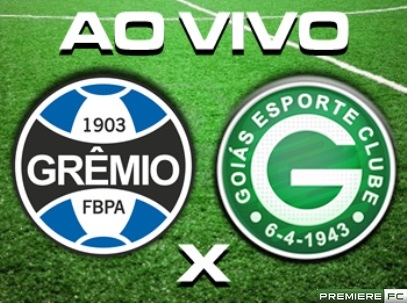 Grêmio e Goias