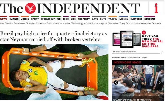 Independet - Neymar