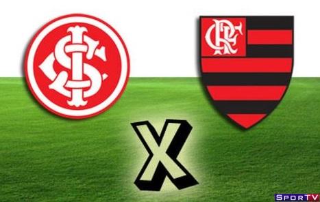 Internacional e Flamengo