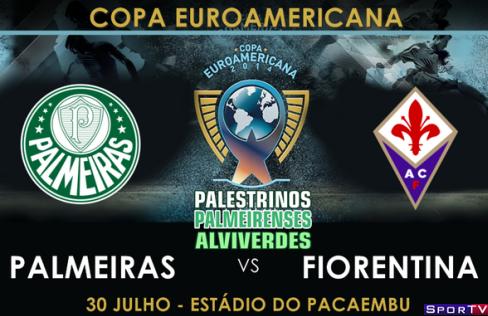 Palmeiras e Fiorentina