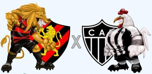 Sport e Atlético-MG