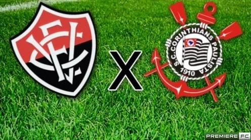 Vitória e Corinthians