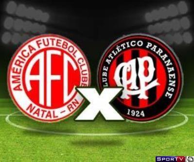 América-RN e Atlético-PR