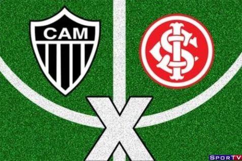 Atlético-MG e Internacional