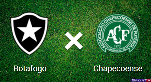 Botafogo e Chapecoense