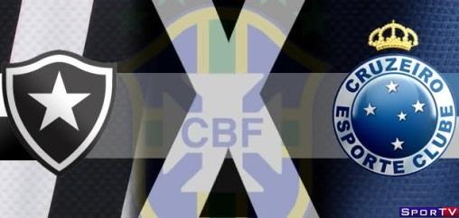 Botafogo e Cruzeiro