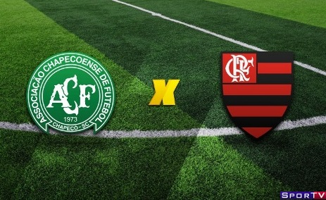 Chapecoense e Flamengo