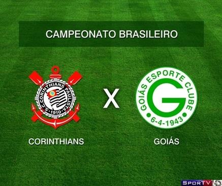 Corinthians e Goias