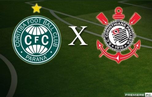Coritiba e Corinthians