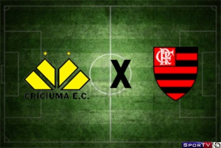 Criciúma e Flamengo