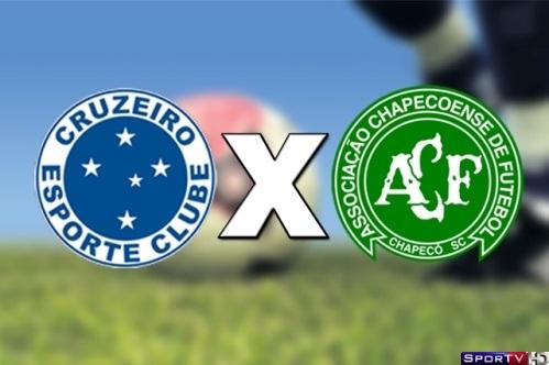 Cruzeiro e Chapecoense