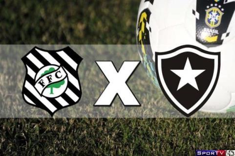 Figueirense e Botafogo