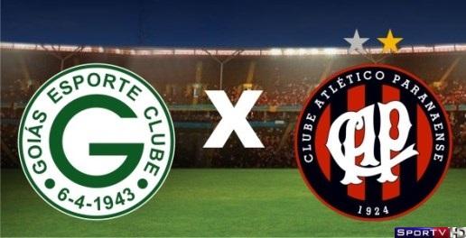 Goiás e Atlético-PR