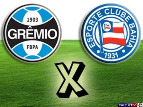 Grêmio e Bahia