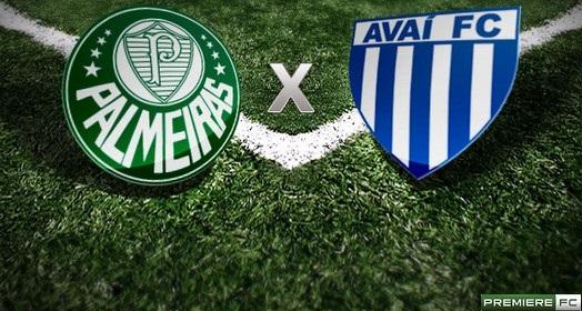 Palmeiras e Avaí
