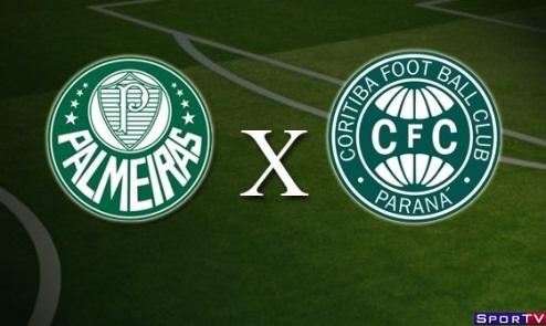 Palmeiras e Coritiba