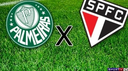 Palmeiras e São Paulo