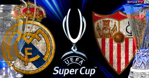 Real Madrid e Sevilla